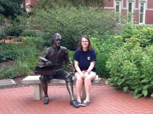 Thomas Jefferson and Lexie
