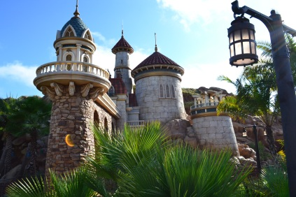 The Little Mermaid's Castle