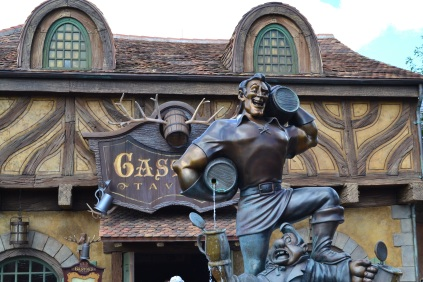 Gaston - He's so full of it!