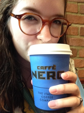 Must have coffee first!!! Lexie sent me this pic at 6 am our time today! Great to see her beautiful face first thing this morning!