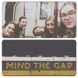 Minding the gap on the Tube