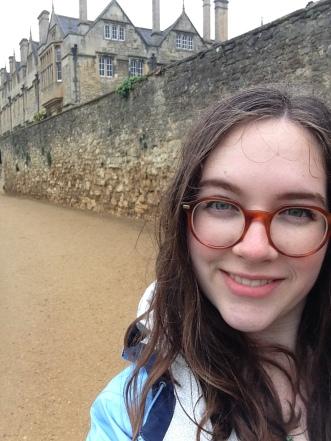 Lexie in Oxford