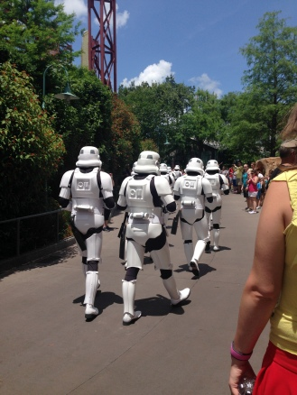 More Stormtroopers