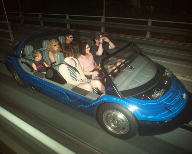Riding Test Track