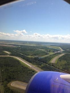 Arriving in Orlando