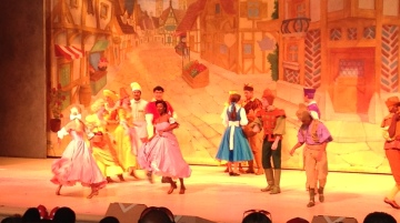 Beauty and the Beast play
