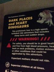 Warnings everywhere...