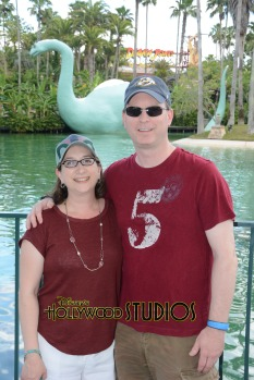 Dinosaur Gertie is behind us!