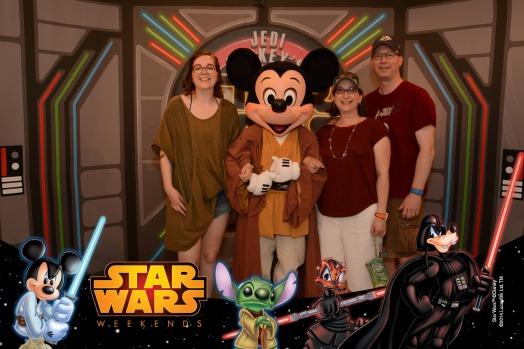 Jedi Mickey!!!