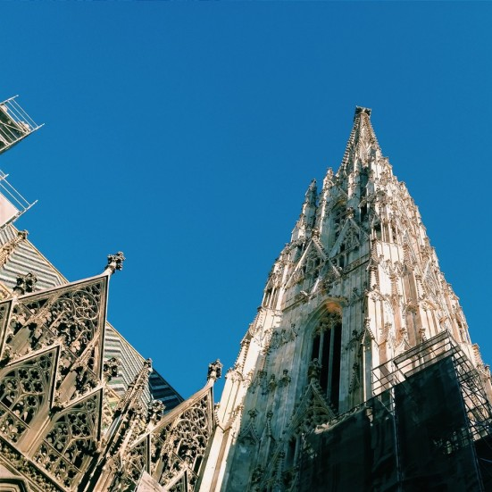 St. Stephen's Cathedral - Photo by Z.Dodge