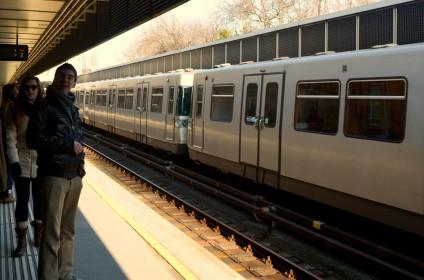U-Bahn - Photo by Z.Dodge
