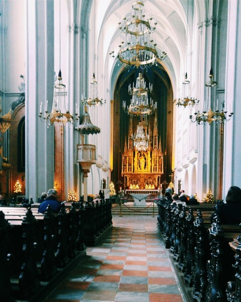 St. Augustinekirche - Photo by Z.Dodge