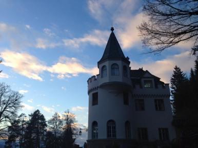 Schloss Heroldeck - Photo by A. Roland