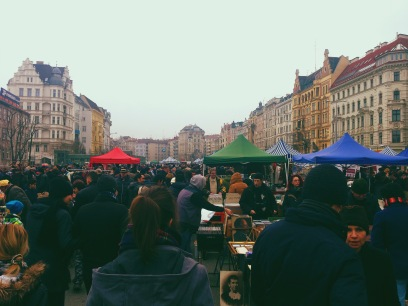 Naschmarkt - Photo by A.Roland