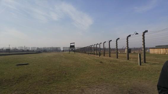 Auschwitz - Photo by Z. Dodge