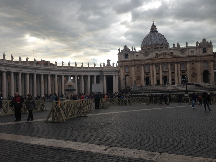 Vatican City - Photo by A. Roland