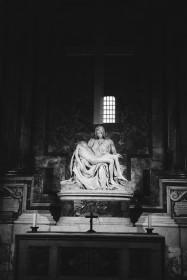 Pieta - Photo by Z. Dodge