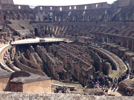 Colosseum - Photo by A. Roland