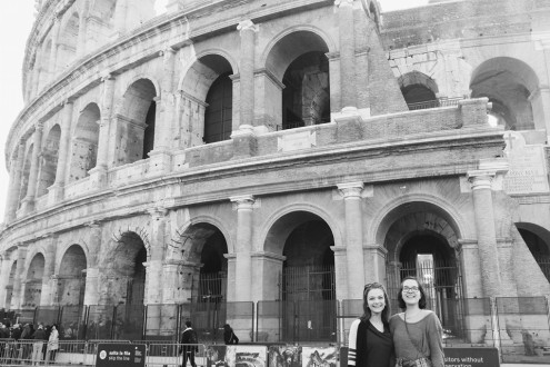 Colosseum - Photo by Z. Dodge