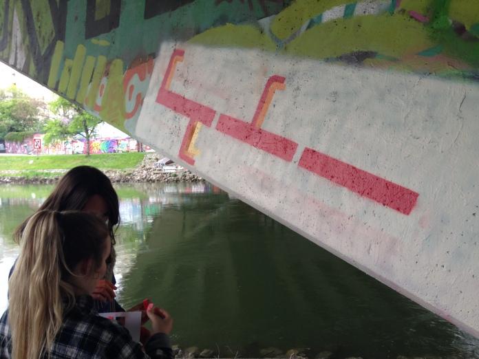 Art Project in Vienna