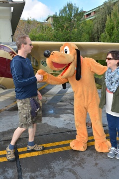 Having some fun with Pluto