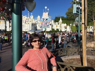 It is a small world after all!