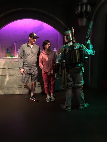 I was a bit speechless meeting Boba in person.
