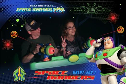 Dorks in Tomorrowland!