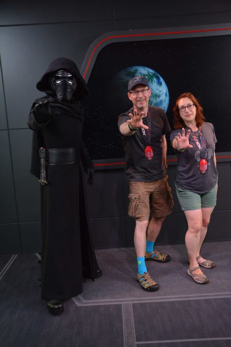 The force is strong with Kylo